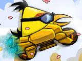 Игра Angry Birds: Без Гравитации