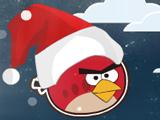 Игра Angry Birds: Новый Год