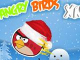 Игра Angry Birds: Рождество