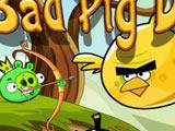 Игра Плохие Свиньи: Защита