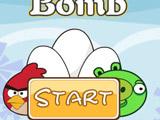 Игра Злые Птички: Бомба