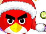 Игра Angry Birds: Зимняя Гонка
