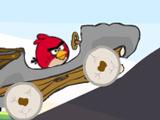 Игра Angry Birds: Месть на Машине
