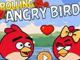 Игра Катящиеся Злые Птички