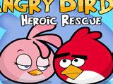Игра Angry Birds: Спасение Любимой