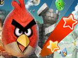 Игра Пазлы Angry Birds