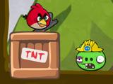 Игра Злые Птички: Бродилка