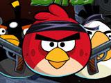 Игра Непослушные Злые Птички