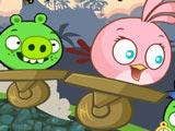 Игра Angry Birds: Сумасшедшие Гонки