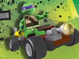 Лего Черепашки: Спасти Эйприл