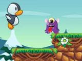Игра Приключение Пингвина