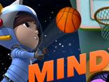 Игра Лунный Баскетбол Минди