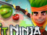 Игра Китайская Fruit Ninja