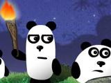 Игра 3 Панды 2: Ночь