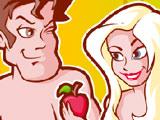 Игра Адам и Ева в Лабиринте