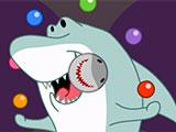 Игра Сумасшедший Шар Акулы