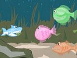 Игра Маленькая Акула
