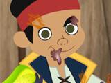 Игра Джейк: Вымыть Пирата