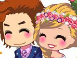 Игра Аниме: Свадьба Чибиков