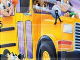 Игра Пазл: Школьный Автобус