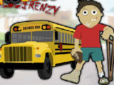 Игра Сумасшедший Школьный Автобус