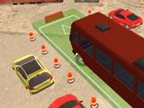 Игра Экстремальная Парковка Автобуса