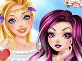 Игра Барби: Стиль Эвер Афтер Хай