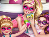 Барби: Пижамная Вечеринка