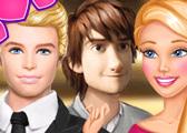 Игра Барби: День Валентина