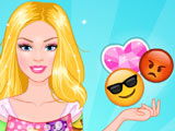 Игра Смешная Одежда от Барби