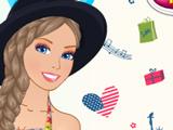 Игра Барби: Париж или Нью-Йорк