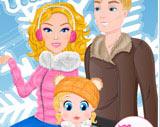 Игра Семейное Путешествие Барби