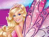 Игра Волшебная Гонка Барби