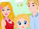 Игра Идеальный Ребенок Барби