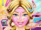 Игра Свадебный Макияж Барби