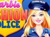 Игра Барби: Модная Полиция