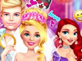 Игра Веселая Свадьба Барби