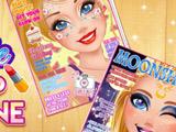 Игра Журнал о Макияже от Барби