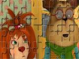 Игра Лиза и Гена Барбоскиных Пазл