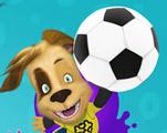Игра Футбол с Барбоскиными