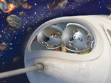 Belka and Strelka: Space Flight