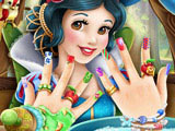 Manicure game for Snow White
