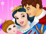 Snow White: Baby Care