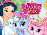 Snow White Game: Animal Care