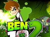 Игра Бен 10 Против Зомби 2
