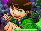 Игра Бен 10 Приключение