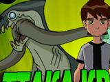 Игра Бен 10: Атака Краккена