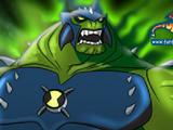 Игра Бен 10: Сила Гиганта