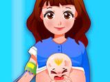 Игра Мама Рожает Малыша