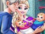 Игра Эльза и её Близнецы